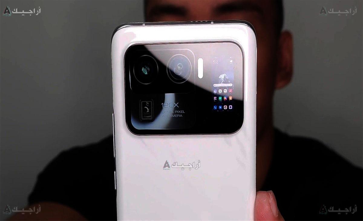 تفعلها وتطلق Xiaomi Mi 11 Ultra بمميزات خرافية